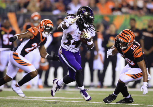Baltimore Ravens Running Game