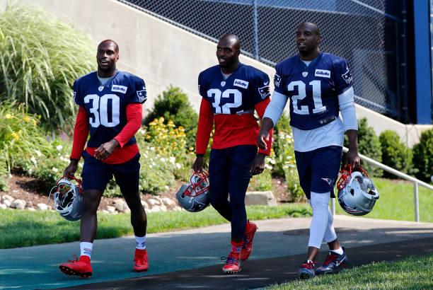 New England Patriots Defensive Training Camp