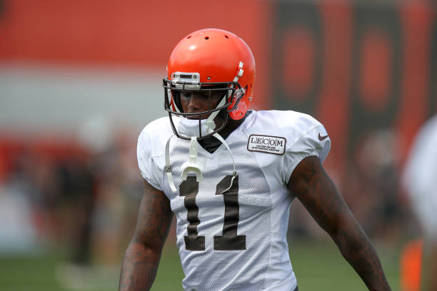 the best attitude 443f2 e0bc7 Antonio Callaway to Start for Cleveland Browns Sunday - Last ...
