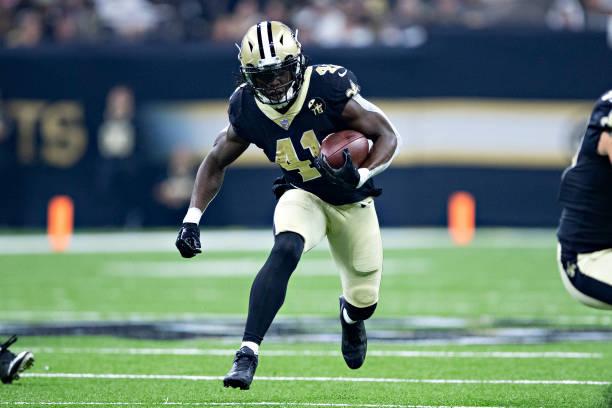New Orleans Saints Run Game