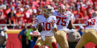 San Francisco 49ers Week Three Loss