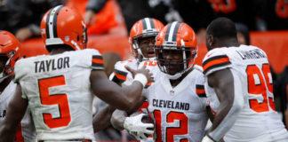 Cleveland Browns Release Josh Gordon
