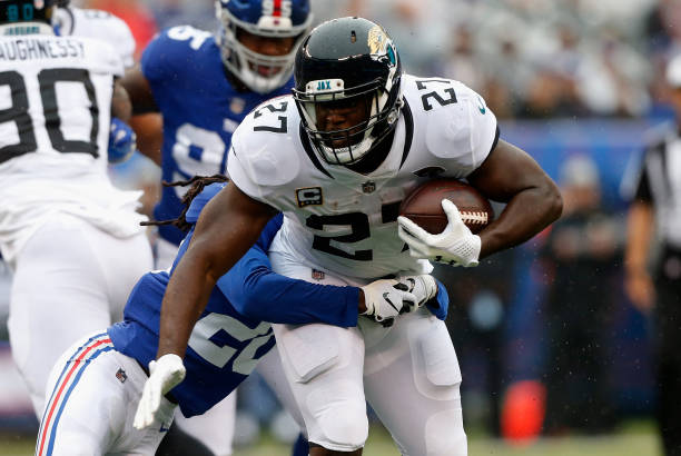 Jacksonville Jaguars Running Game