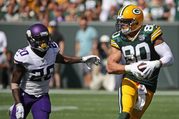 Green Bay Packers Tight Ends