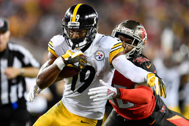 detailed look 161a6 78ec1 JuJu Smith-Schuster: A True Number One Fantasy Receiver?