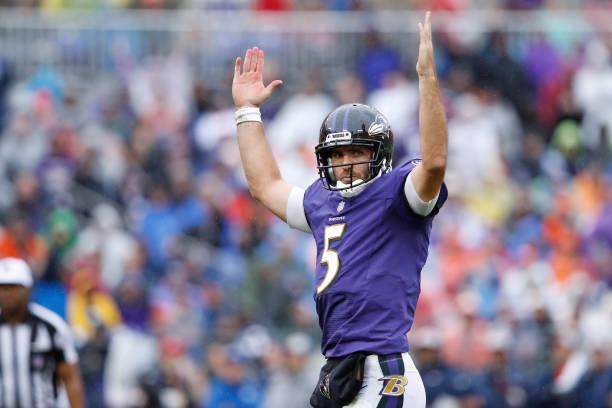 Baltimore Ravens First Quarter Report