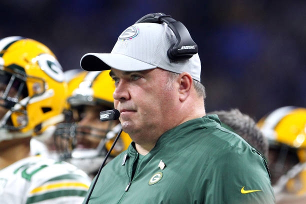 Evaluating Green Bay Packers Coach Mike Mccarthy At The Bye
