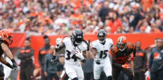 Baltimore Ravens Ground Game