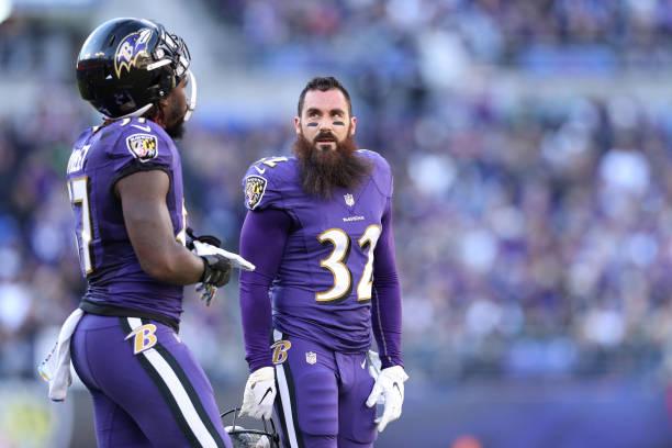 Ravens Week Eight Matchup