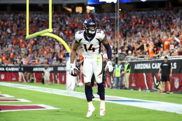 Image result for courtland sutton fantasy