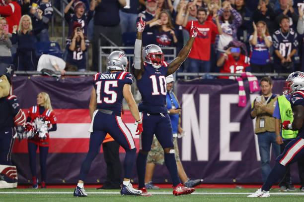 release date: 79451 89d66 Josh Gordon Touchdown Highlights New England Patriots 38-24 ...