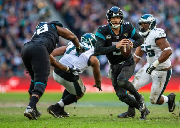 Jacksonville Jaguars End of Season