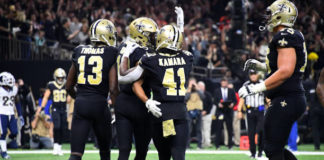 New Orleans Saints position