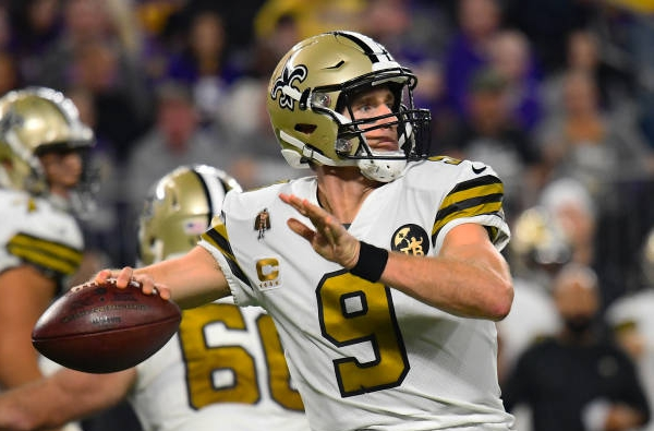 the latest f3b4d 6d691 Drew Brees at Age 40 Is Competing With His 30-Year-Old Self ...
