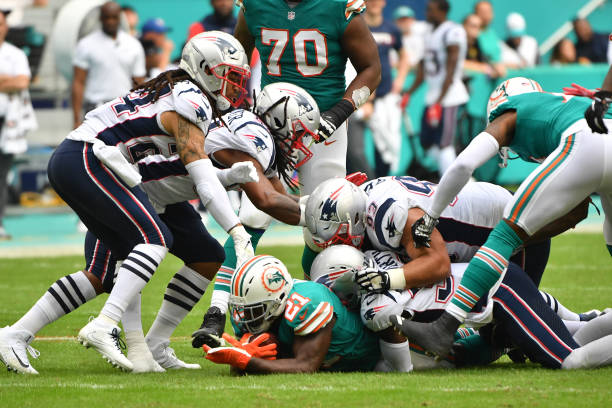 New England Patriots run defense