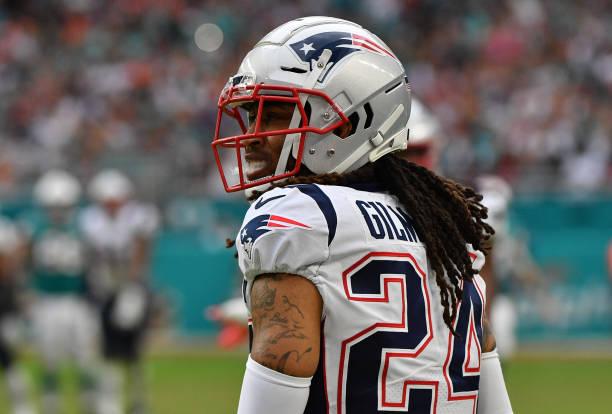 newest 789e9 57bd0 New England Patriots Tom Brady, Stephon Gilmore Earn Pro ...