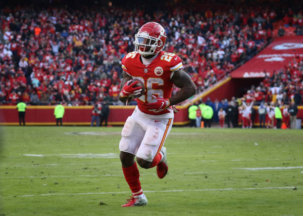 low priced 07f91 b32fb Fantasy Football: Be Wary of Damien Williams - Last Word on ...