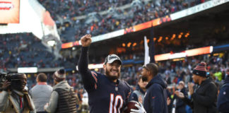 Chicago Bears Clinch NFC North