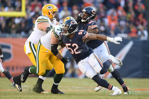buy popular 7ebe6 d8e08 Assessing the Chicago Bears Chances in the Playoffs - Last ...