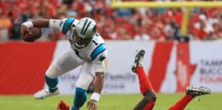 Carolina Panthers Losing Streak