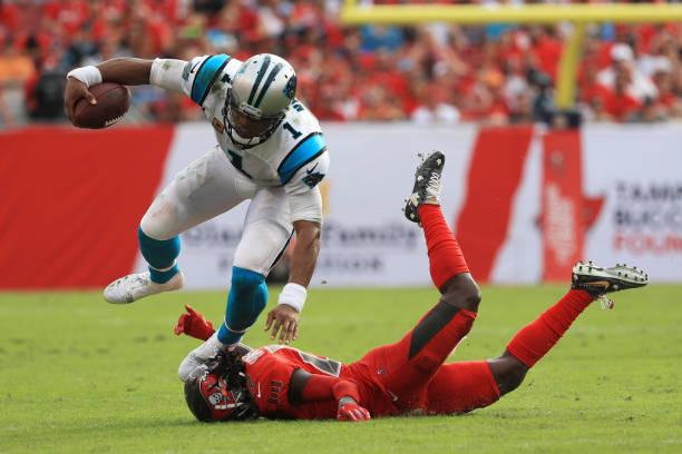Carolina Panthers Losing Streak Continues as Team Falls to