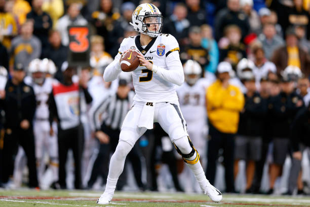 9c91f077 Drew Lock 2019 NFL Draft Profile - Last Word on Pro Football