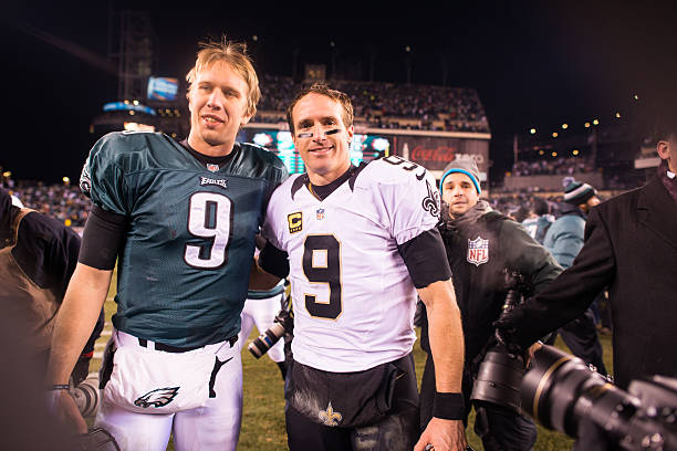 competitive price 0f02f 12819 NFL Divisional Round: Drew Brees and Nick Foles Meet Again ...