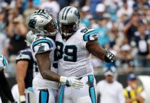 Carolina Panthers defensive tackles