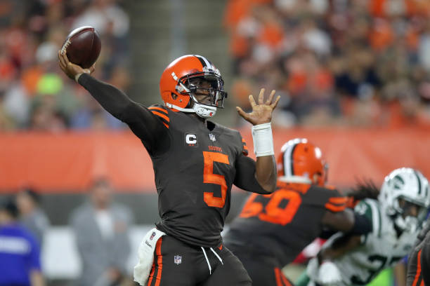 detailed look 6b41a 8c8f2 Tyrod Taylor Signs With the Los Angeles Chargers - Last Word ...