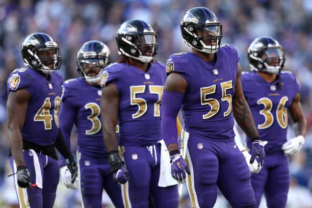 Ravens Defense Walk-Keep-Cut