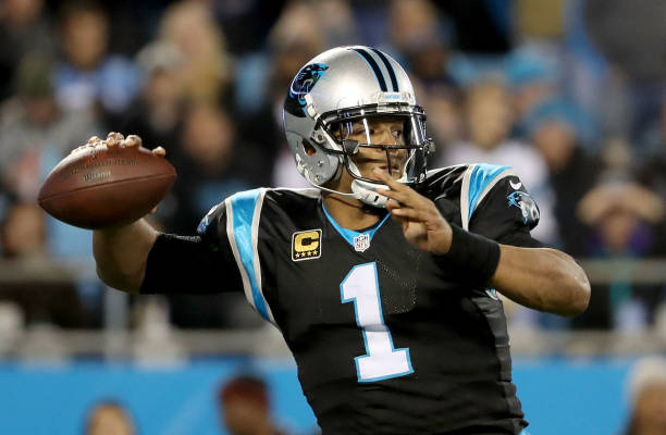 official photos 951d1 41e51 2018 Carolina Panthers Quarterback Review - Last Word on Pro ...