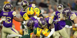 AAF Power Rankings