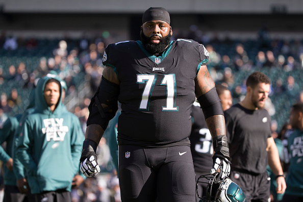 the best attitude 8daae 17d7e Jason Peters Re-Signs With the Philadelphia Eagles for the ...