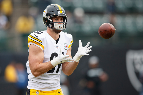 best loved 75df1 b97a4 Report: Jesse James Agrees to Deal With Detroit Lions - Last ...