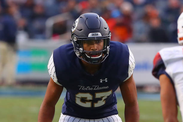 wholesale dealer 0ba61 d71d6 Julian Love 2019 NFL Draft Profile - Last Word on Pro Football