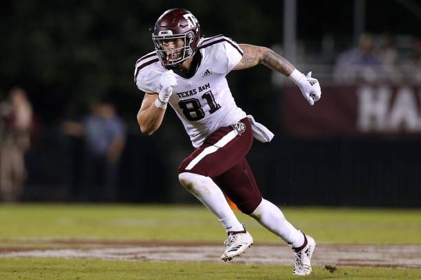 ce7cbd99 Jace Sternberger 2019 NFL Draft Profile - Last Word on Pro Football