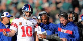 Giants Off-Season