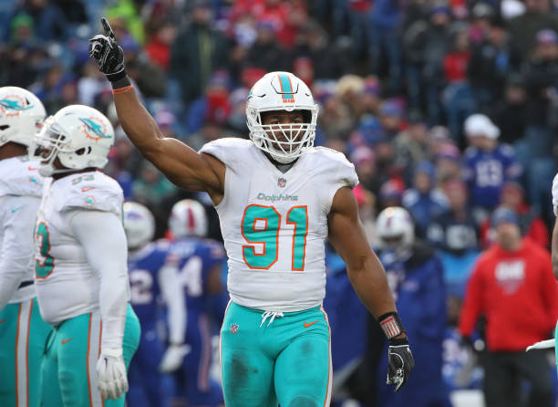 half off c37bd 309ab Former long-time Dolphin Cam Wake Has Signed with the
