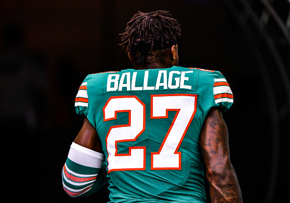 the best attitude 2d609 18b5c Miami Dolphins Players Primed for a Breakout 2019 Campaign