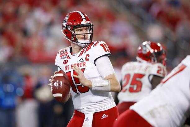 online store 42470 1c02d Ryan Finley: New England Patriots 2019 NFL Draft Targets ...