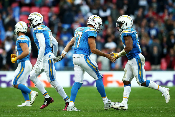 reputable site 66280 67939 Los Angeles Chargers Bring Back Powder Blue Uniforms - Last ...