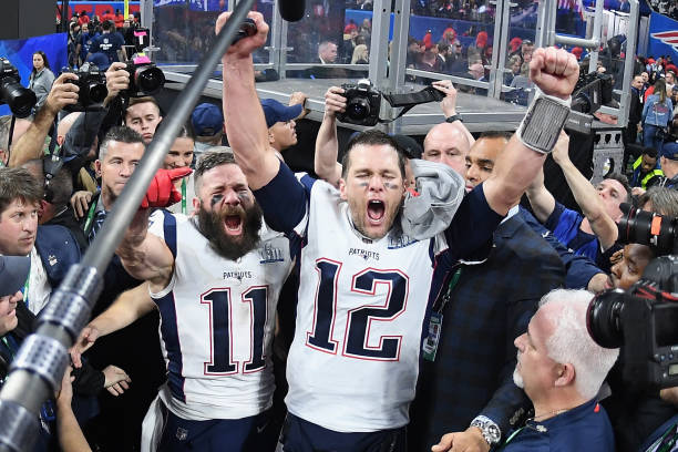 The New England Patriots Easiest Games in 2019