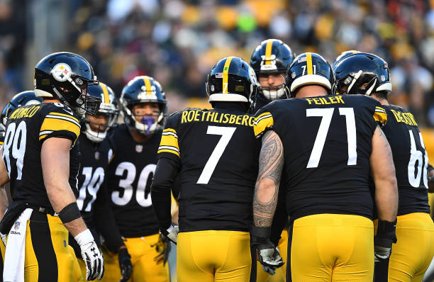 Pittsburgh Steelers Ota Grades The Offense