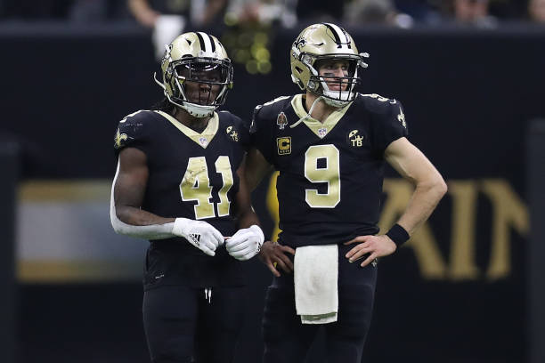 sale retailer 62941 f12aa No need for a catchphrase for the 2019 New Orleans Saints