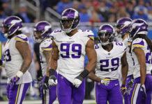 Vikings Defensive Line