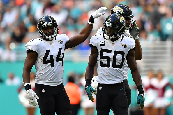 Jacksonville Jaguars Linebacking Corps