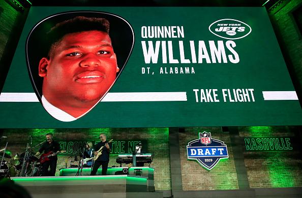 Jets 2019 NFL Draft
