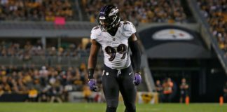 Baltimore Ravens Pass Rush