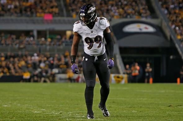 Baltimore Ravens Pass Rush