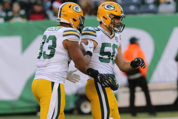 best service 2bf3b f7421 Blake Martinez: Leader of Green Bay Packers Defense